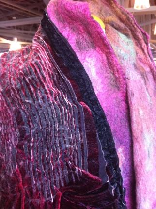 Velvet Dreams detail