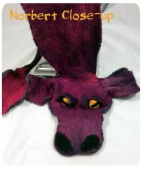 Norbert Close-up